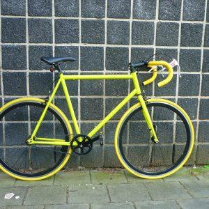 Singlespeed, 2013 Chinese steel, yellow