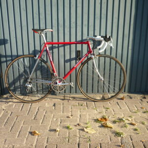 Gazelle Special, Racing Red, 1998