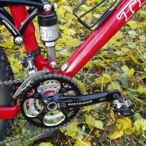 2006 Trek Fuel EX 6 in red