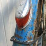 Motobecane-Cyclotouriste-1950s rear light